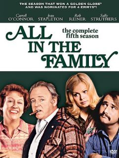 All in the Family   The Complete Fifth Season DVD, 2006, 3 Disc Set