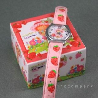 newly listed strawberry shortcake children s wristwatch watch n41 from