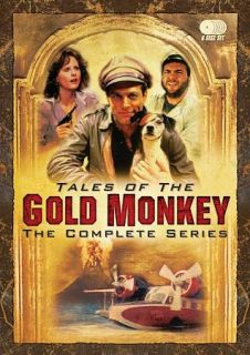Tales of the Gold Monkey The Complete Series DVD, 2010, 6 Disc Set