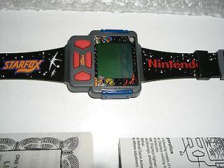 Starfox nelsonic game watch 1993 Nintendo. (Fresh battery Installation