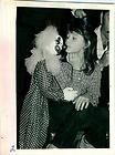 1981 Student Donna Ellis Kiss Puppet Bozo Clown Marionette Girl Press