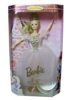 The Sugar Plum Fairy 1997 Barbie Doll
