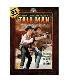 The Tall Man The Complete TV Series DVD, 2011, 8 Disc Set