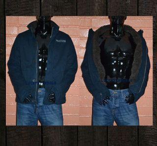 Hollister By Abercrombie Men Button Down Hoodies Sweatshirt Jacket