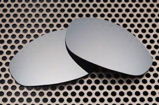 New VL Polarized Silver Ice Lenses for Oakley Straight Jacket 1st Gen