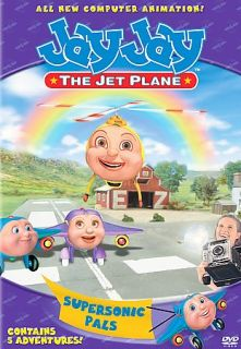 Jay Jay the Jet Plane   Supersonic Pals