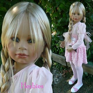 Masterpiece Tabitha, Susan Lippl, Vinyl & Cloth 38 Doll, Limited to
