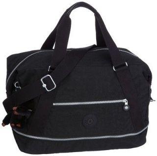 KIPLING SUMIDA Medium Handbag Shoulder Tote Travel Bag Black