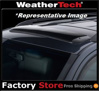 ® No Drill Sunroof Wind Deflector   Suzuki Grand Vitara   1999 2005