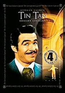 German Valdez Tin Tan   4 Pack DVD, 2007, 4 Disc Set