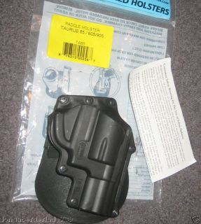fobus conceal carry paddle holster taurus 85 605 905 nr