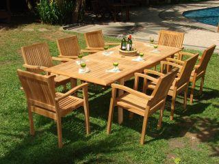 outdoor teak furniture in Patio & Garden Furniture Sets