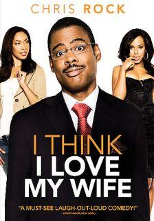 Think I Love My Wife DVD, 2007, Dual Side