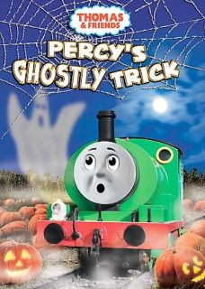 Thomas Friends   Percys Ghostly Trick DVD, 2008, Collectors Glow in