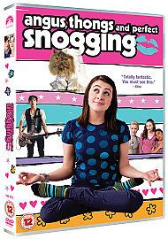 Angus, Thongs and Perfect Snogging in DVDs & Blu ray Discs