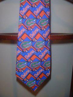 florida gators neck tie ncaa