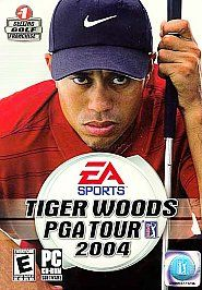 Tiger Woods PGA Tour 2004 PC, 2003