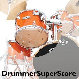 mapex m birch honey amber 12x10 rack tom drum time