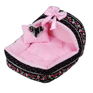 new style pastoral dog cat sofa pet bed house on