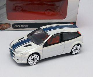 realtoy 1 64 diecast model car ford focus wrc new