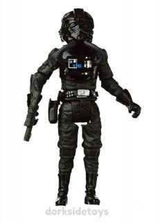 Star Wars Vintage Collection Toys R Us Yavin Pilot Black Two Mauler