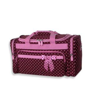 Travelers Club Fashionista 2 Piece Hardside Spinner Luggage Set   Pink