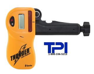 LASER DETECTOR FOR LASER LEVEL, SPECTRA PRECISION,TOPC​ON,TRIMBLE