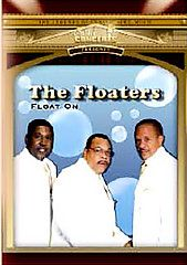 The Floaters   Float On Live in Concert DVD, 2008