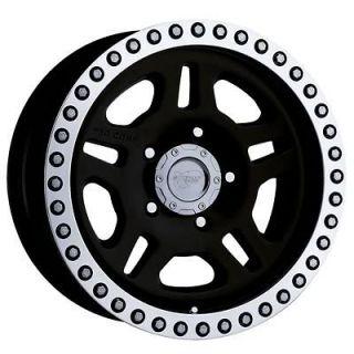 Pro Comp Xtreme Alloys 8128 Black W/ Diamond Cut Accents Wheel 17x8.5