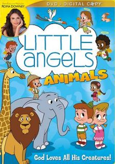Little Angels Animals (DVD, 2012)