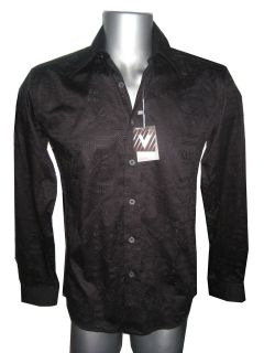 Versace Dress shirt   Size M,L   Model 9371  embroidery   Special