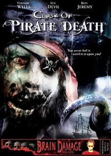 Curse of Pirate Death DVD, 2006