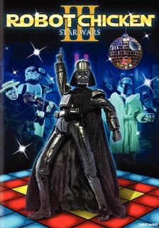 Robot Chicken Star Wars III DVD, 2011