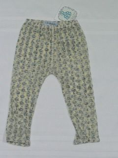 RIGHT BANK BABIES GIRLS IVORY/CREAM LACE LEGGINGS   BNWT   RRP$28