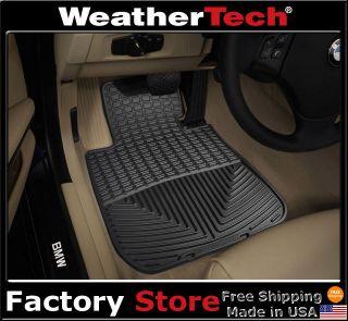 WeatherTech® All Weather Floor Mats   2007 2011   BMW 3 Series