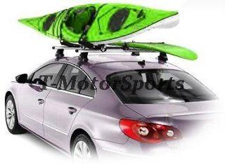 Carrier Boat Canoe Surf Ski Snowboard Roof Top Mounted J Bar Rack