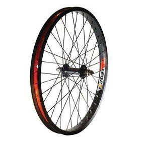 20 bmx bike front wheel alex y303 48 h alloy