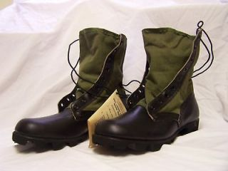 nwt 1968 vietnam era jungle boots 11 n time left