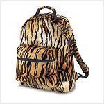 wild animal print tiger leopard backpack  24