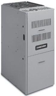 Concord 80% 100,000 BTU Upflow Natural Gas Furnace   CG80TB100D14B