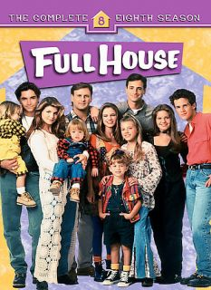 Full House   The Complete Sixth Season (DVD, 2007, 4 Disc Set)