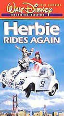 Herbie Rides Again VHS, 2000, The Love Bug Collection