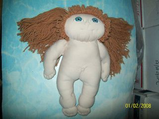 cabbage patch doll handmade little people pal time