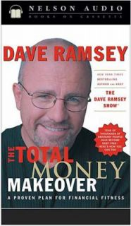 for Financial Fitness by Dave Ramsey 2003, Cassette, Abridged