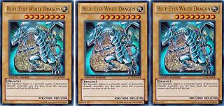 yu gi oh cards blue eyes white dragon in Individual Cards