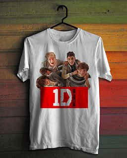Direction English British Irish Boy Band Zayn Malik World Tour T Shirt
