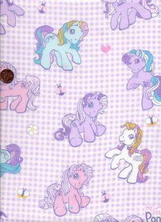 Custom Made 4U Medical Nurse Doctor & Vet Scrub Top My Little Pony