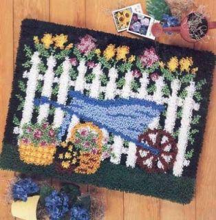 Rug Yarn Patterns Free Patterns
