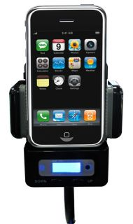 FM Transmitter Car Charger Kit ATT Verizon iPhone 4G