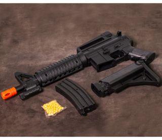 New M4 A1 M16 Tactical Assault Spring Airsoft Rifle Pellet Sniper Gun